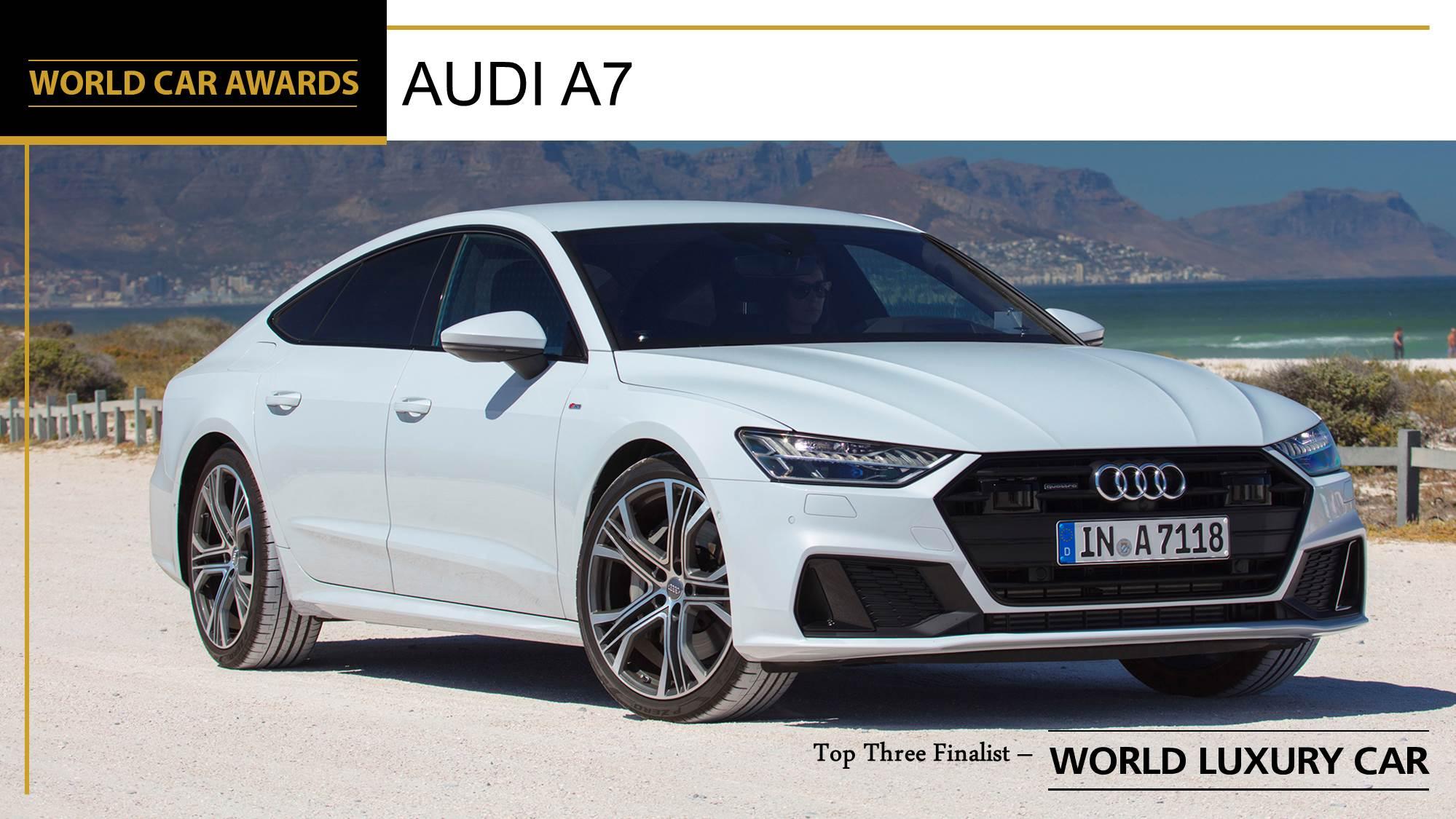 Luxury 2019 Vehicles: 2019 World Luxury Car :: World Car Awards